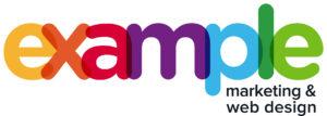 Example Marketing logo