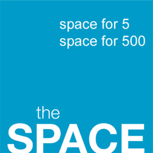 the space Norwich - logo