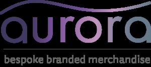 aurora merchandise logo