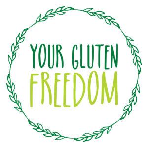 your gluten freedom logo