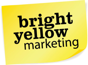 Bright Yellow Marketing logo