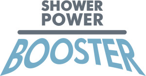 showerpower booster logo