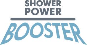 showerpower booster logo