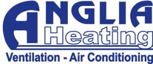 anglia heating logo