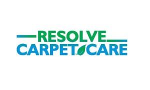 resolve carpet care logo