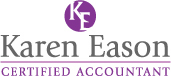 karen eason logo