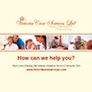 Victoria Care Services logo