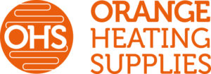 orange heating supplied logo