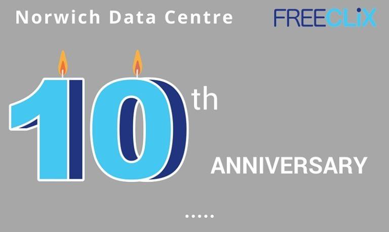 freeclix data centre logo