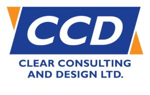clear consulting and design logo