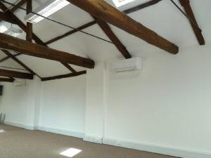 MAAC Air Conditioning unit