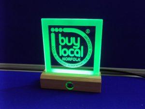 LEDience buy local