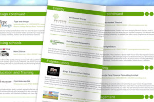 Buy Local Norfolk eDirectory