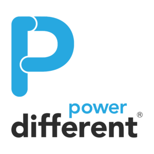 Power Different logo