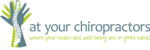 at your chiropractors logo