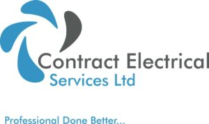 Contract Electrical Services logo