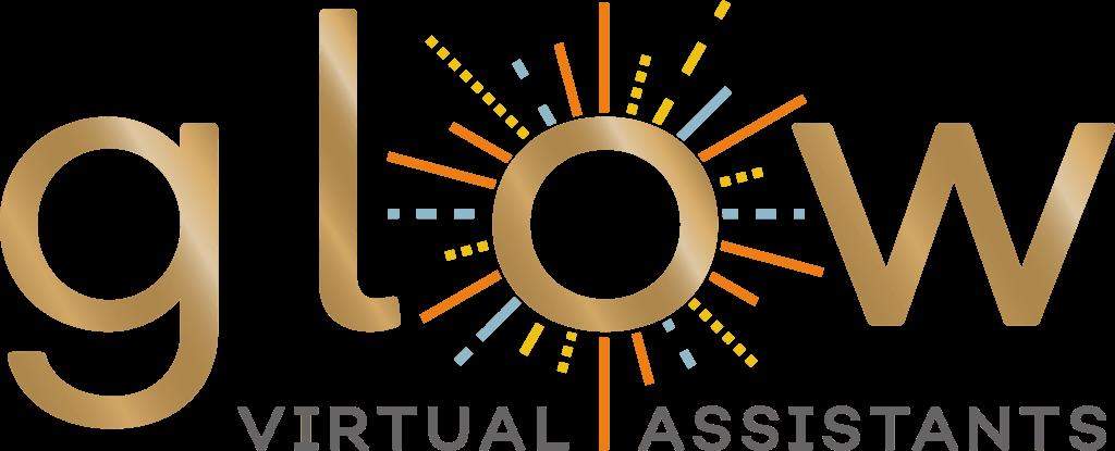 glow virtual assistants logo
