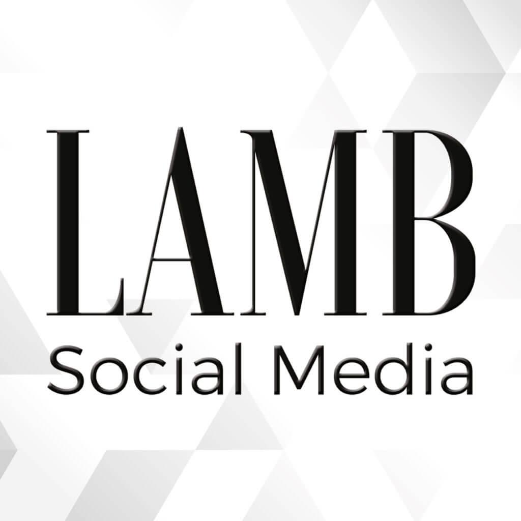 Lamb Social Media logo
