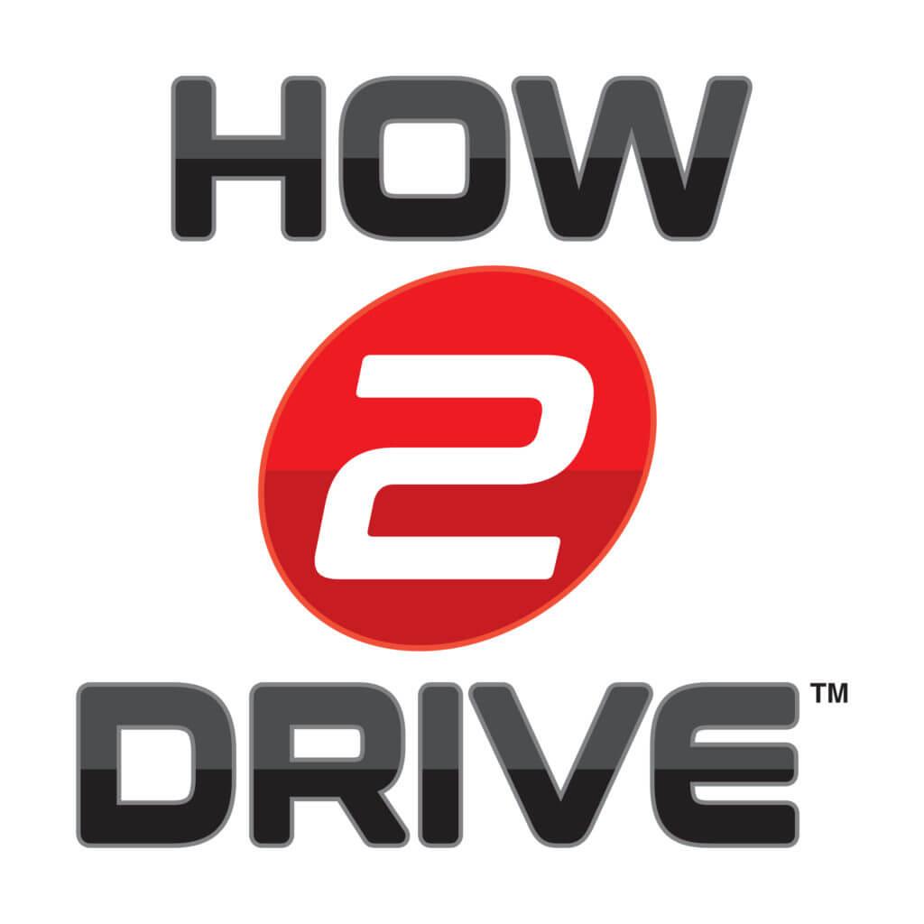 How 2 Drive logo