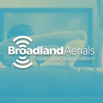 Broadland Aerials banner