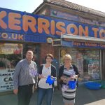Chloe Smith MP Kerrisons Toys