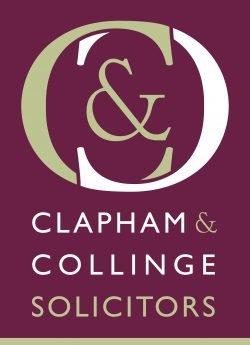 Clapham & Collinge Christmas Extravaganza logo