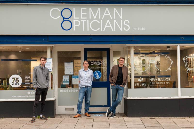 Colemans Opticians