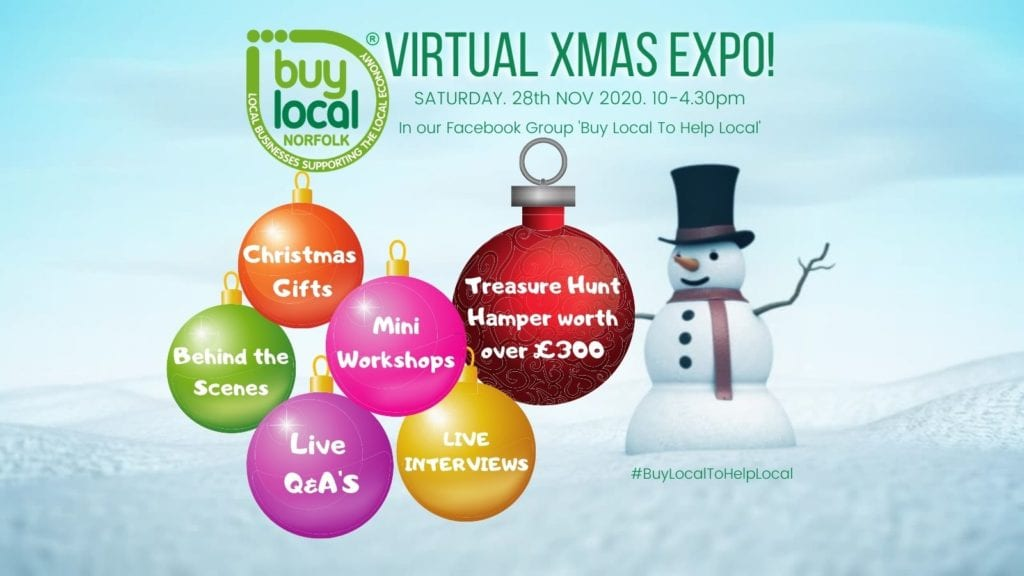 Buy Local Norfolk Virtual Christmas Expo
