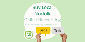BUY LOCAL NORFOLK NETWORKING EVENT