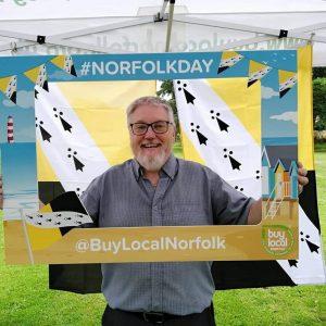 norfolk day- glynn burrows