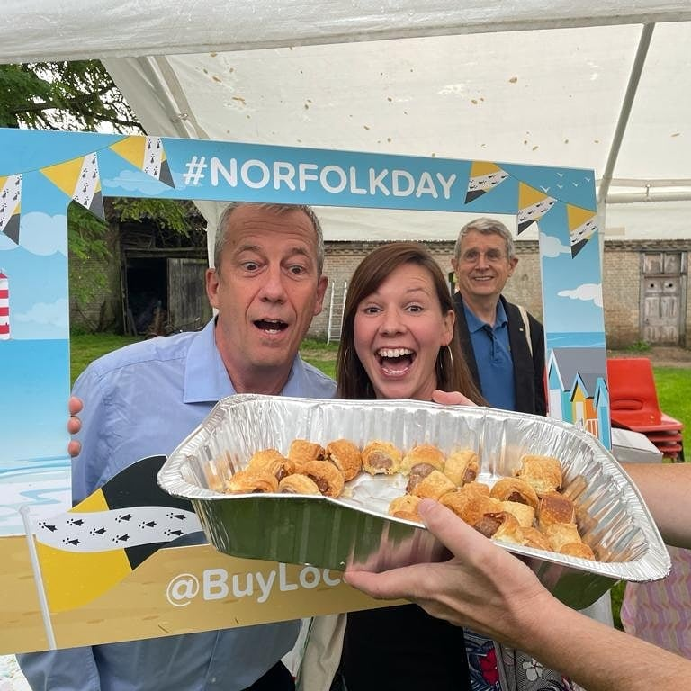Norfolk Day 2021 -BLN on Tour