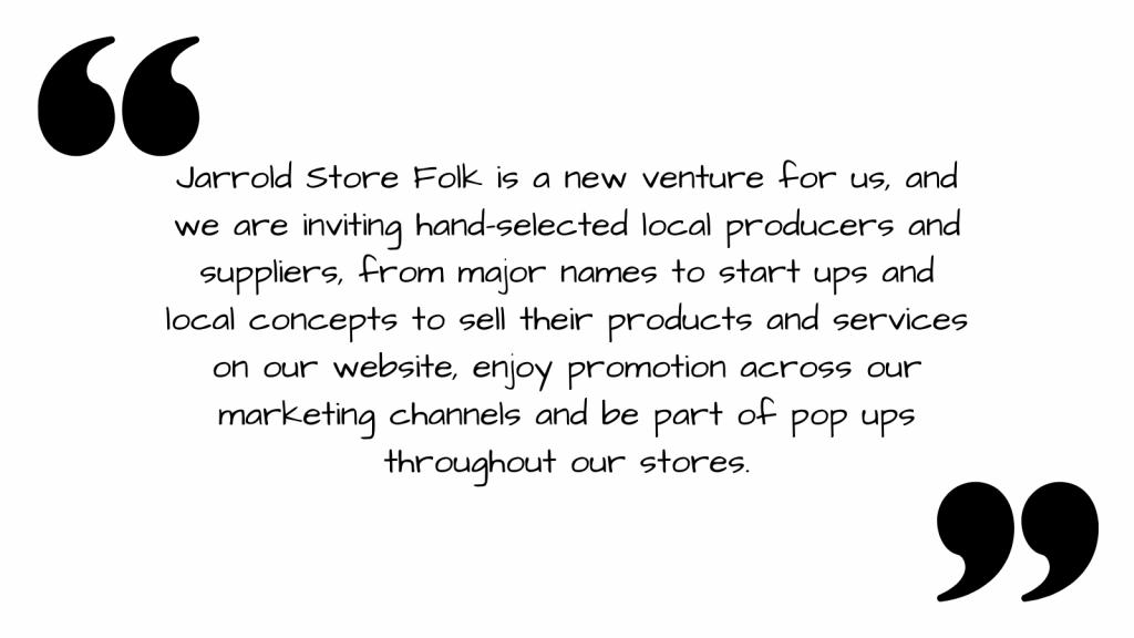 Jarrold Launches Store Folk Norfolk
