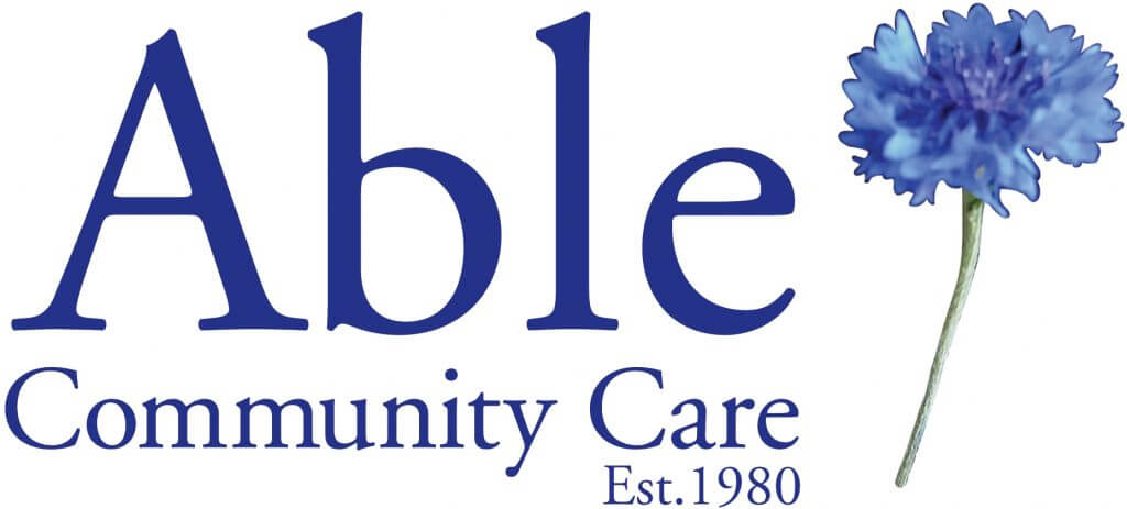 able community care logo