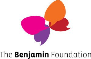 sleep out 2018 benjamin foundation logo