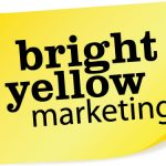 bright yellowSocial Media Hub logo